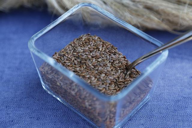 применение семени льна очищения кишечника