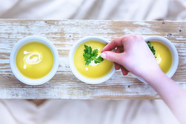 Фото картофельного супа-пюре