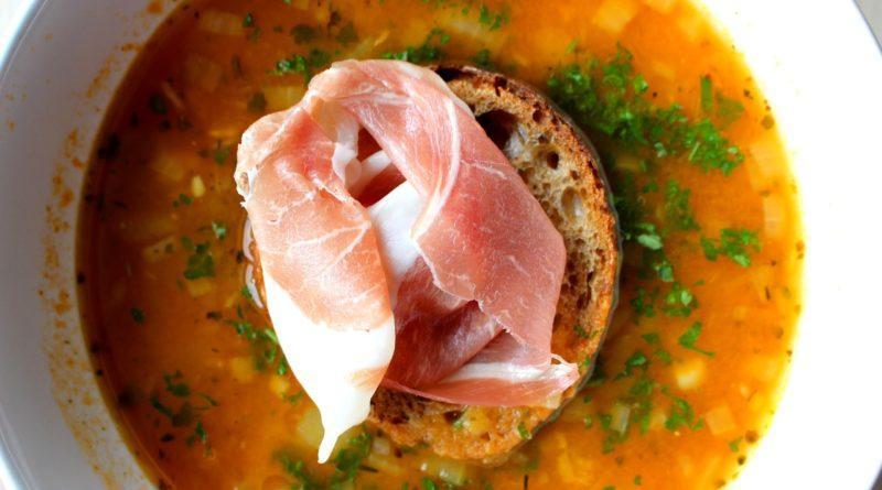 суп из говяжьего бульона рецепт с фото