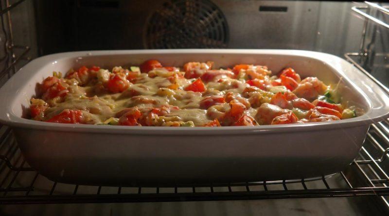 Как приготовить лазанью с фаршем в духовке