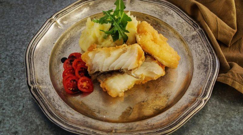 кляр для рыбы рецепт простой с фото в домашних условиях