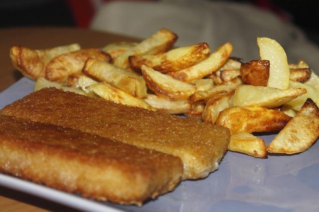 Котлеты из рыбы с картофелем