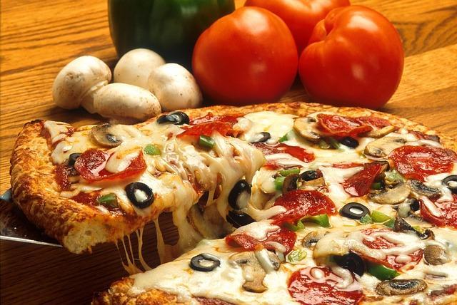 тесто для пиццы без дрожжей на молоке рецепт с фото