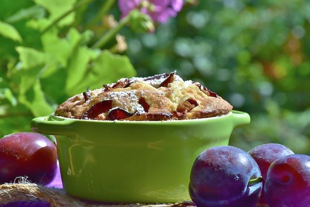 Фото яблочного пирога в красивой форме