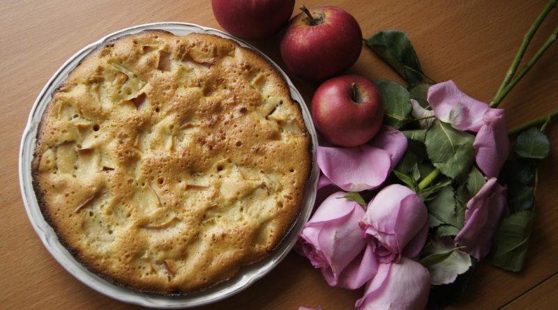 шарлотка с яблоками рецепты с фото в мультиварке