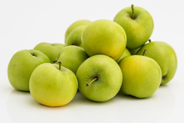 Фото яблок сорта Антоновка