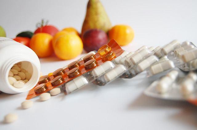 Таблетки и диета