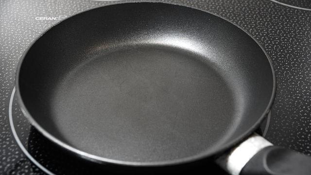 Новая антипригарная сковорода