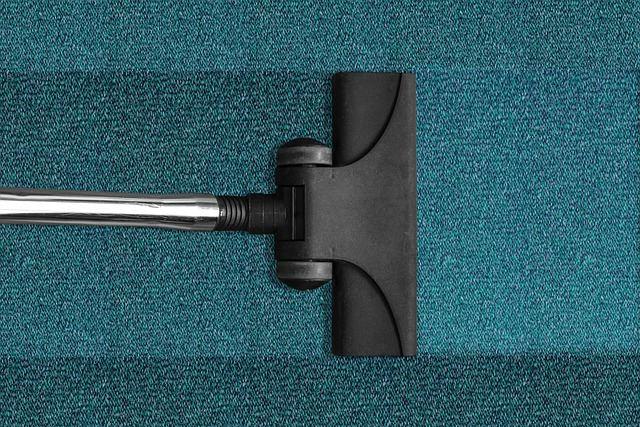 Быстрая чистка коврового покрытия
