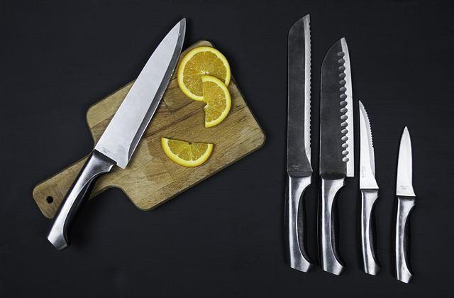 Фото острых ножей