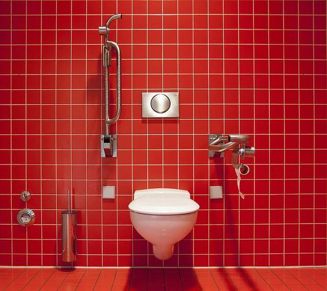 Красивый ремонт в туалете