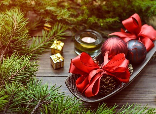 Новогодние и рождественские подарки