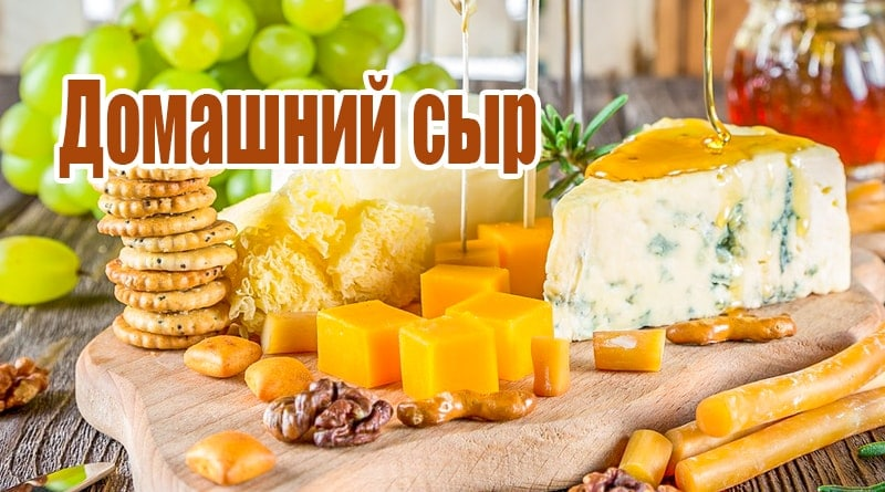 Козий сыр в домашних условиях - пошаговый рецепт 8